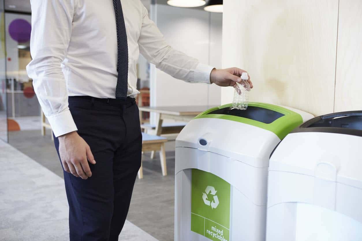 gestion déchets entreprise