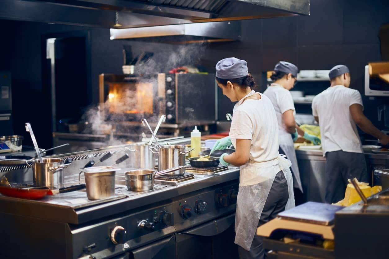 cuisine professionnels matériel
