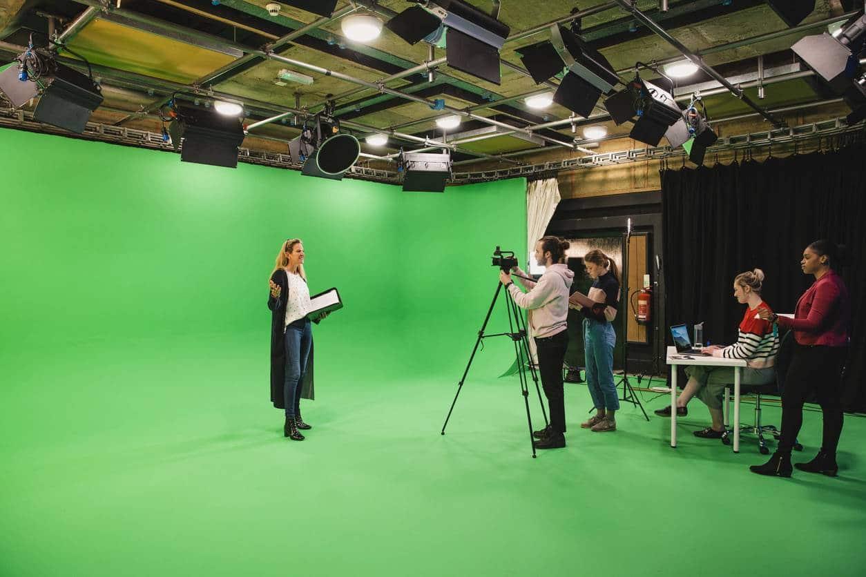 tournage caméra vidéo
