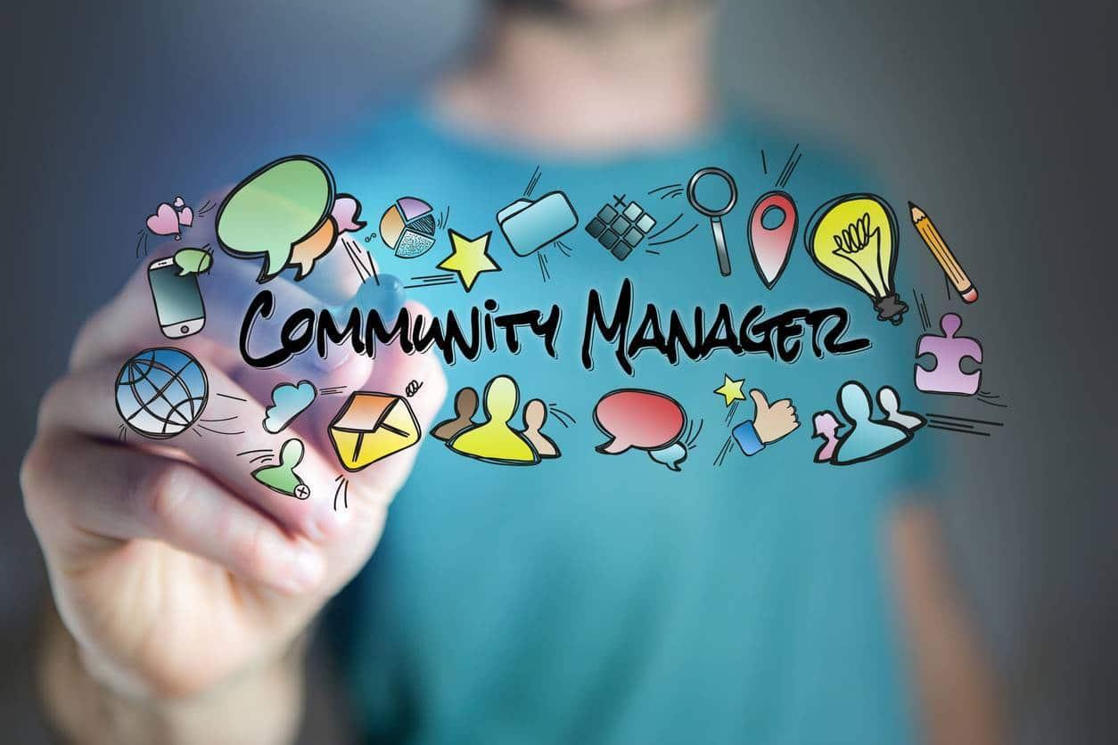métier de community manager