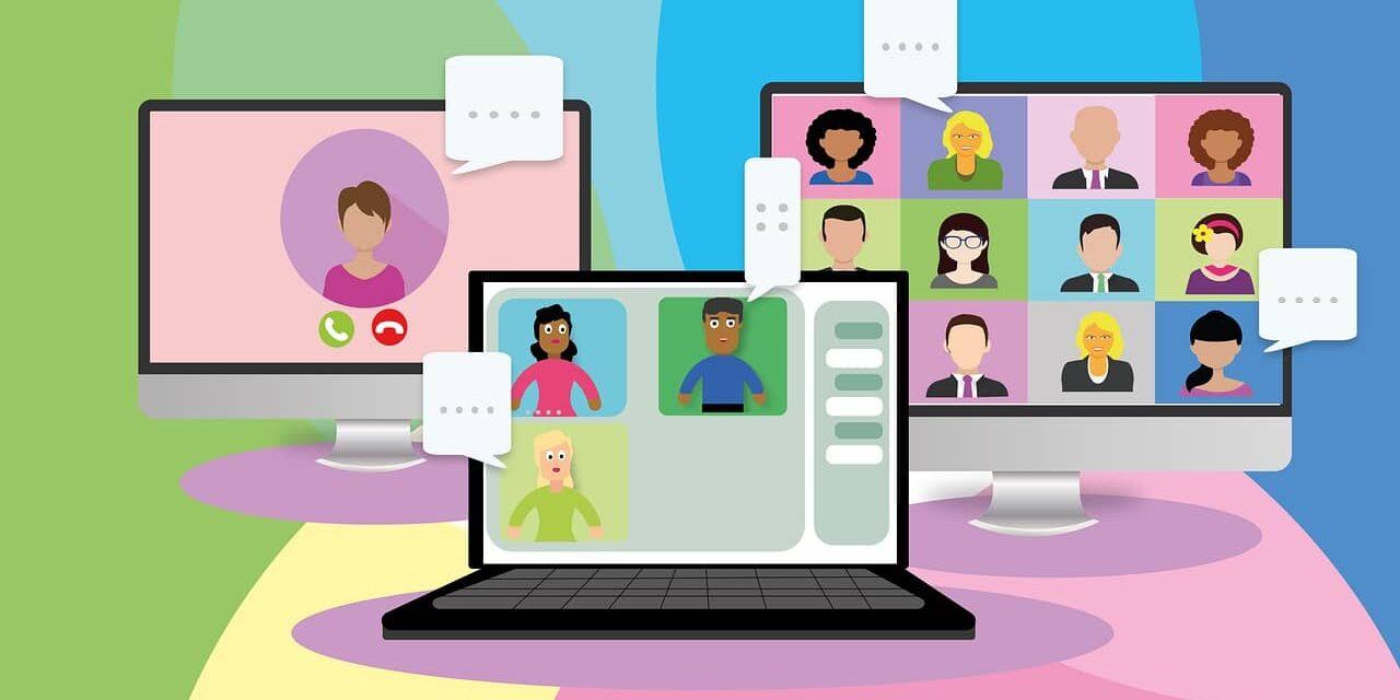 Comment bien organiser une réunion en ligneavec Klaxoon ?